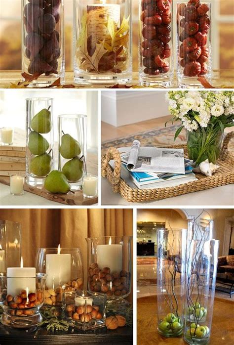would you like to decorate a vase with just coins ways to decorate and style clear glass vases i like the