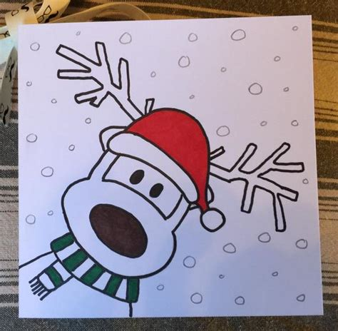 ideas on how to draw names for christmas cards 15 cards
