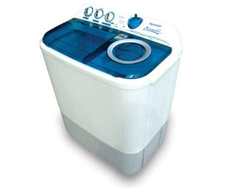 Mesin Cuci Sharp Es T70s W harga mesin cuci berbagai tipe kumpulan daftar harga terbaru