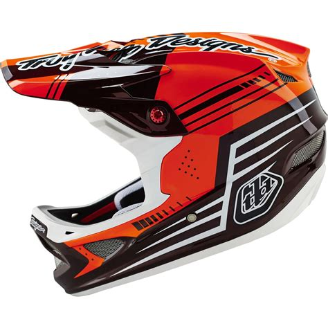 troy lee design helmet troy lee designs d3 carbon fiber helmet ebay