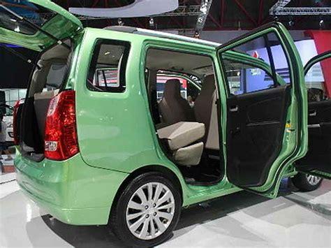 maruti suzuki could bring the wagon r 7 seater to india