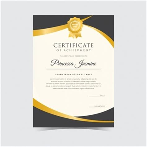 years of service certificate templates free certificate vectors photos and psd files free