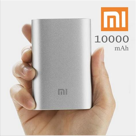 Trand New Xiaomi Powerbank 10000 Mah Original 100 Best Seller Ati114 2017 new 100 original xiaomi power bank 10000mah xiaomi