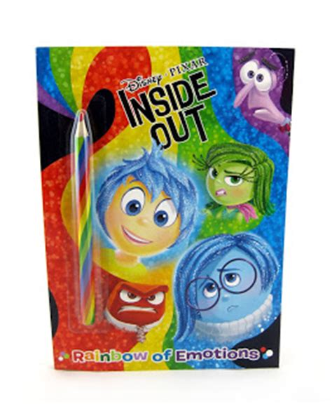inside out bloodfeast books dan the pixar fan inside out rainbow of emotions