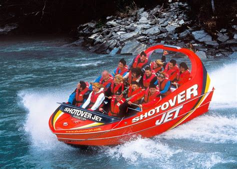 jet boat crash queenstown new zealand tourism guide top 5 things to do in queenstown