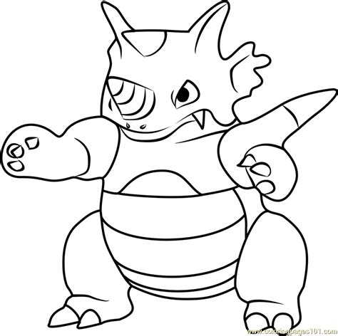 pokemon coloring pages rhyhorn vaporeon pokemon coloring page pokemon coloring pages