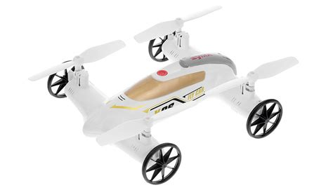 syma x9s air wheels flying car 4ch rc quadcopter drone