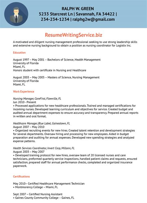 nursing resume resume nurse quotes nursing assistant resume template