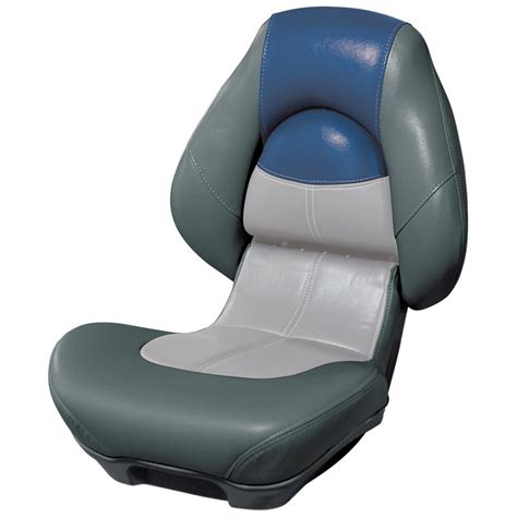 folding boat seats clearance wise 174 blast off series centric 2 folding boat seat