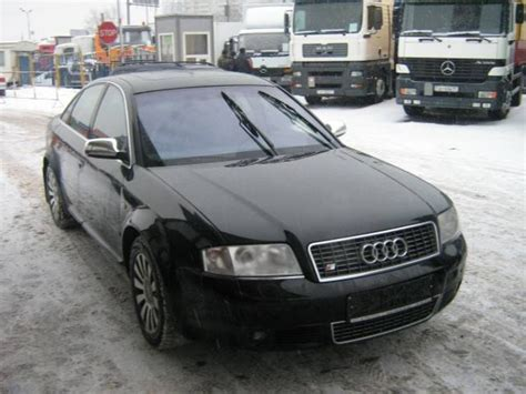 Audi S6 2000 by 2000 Audi S6 Pictures