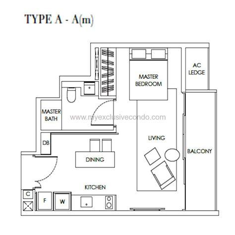 residences floor plan highline residences