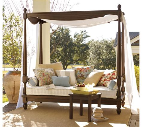 Patio Daybed With Canopy by Awesome Back To Article Balinese Daybed With Canopy For