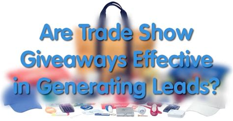 Free Furniture Giveaway Uk - are trade show giveaways effective in generating leads display wizard
