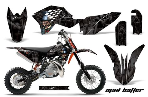 design graphics for bike ktm sx50 adventurer jr sr motocross graphic kit 2009 2015