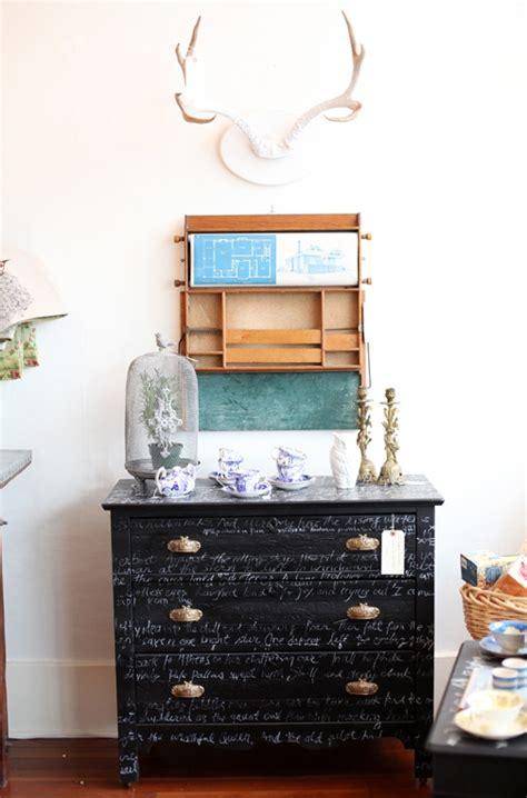 diy chalkboard dresser top 28 ideas about restoring furniture on
