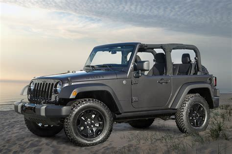 Pictures Of Jeep Wranglers 2014 Jeep Wrangler Reviews And Rating Motor Trend