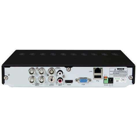 universal bnc 4 8 channel dvr drive recorder cctv