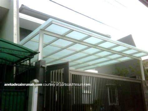 Plastik Fiber Kanopi 63 Desain Kanopi Rumah Minimalis Modern