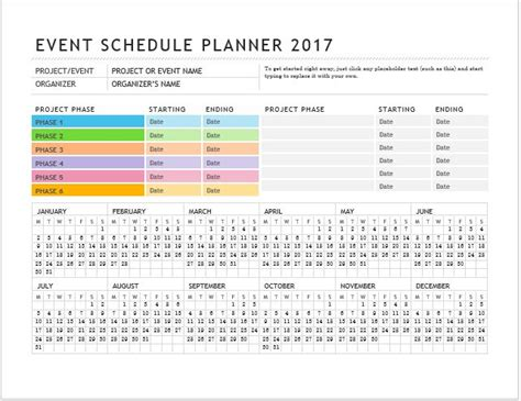 daily weekly monthly planner templates for ms word