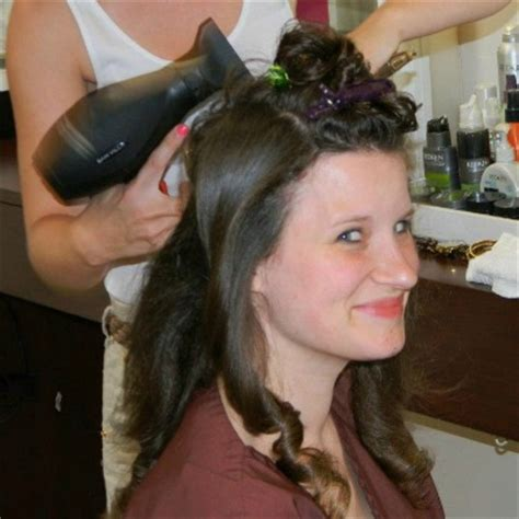 Gets Hair Done by What To Expect Member Tessica Goes To