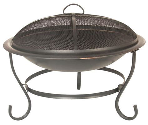 backyard creations fire pit backyard creations 23 quot round fire pit at menards 174