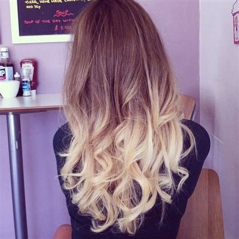 hairstyles to hide dyed tips blonde dye tips hair blonde hair color pretty hair