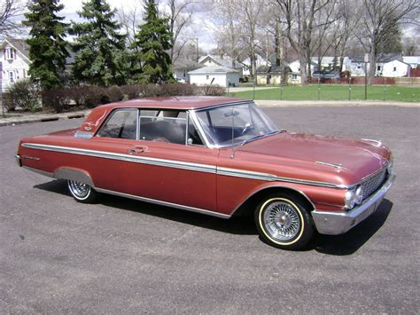 1962 Ford Galaxie 500 For Sale   MCG Marketplace
