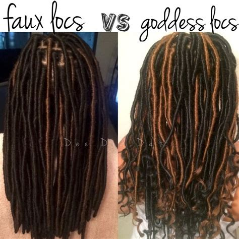 brotherlocks vs dreadlocks brotherlocks vs dreadlocks faux locs vs goddess locs