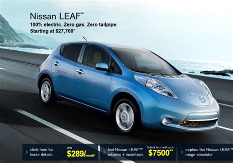 Electric Cars Tesla Price Electric Car Prices Tesla Nissan Chevy Should Be