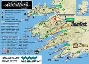 Map Out A Route by Bikefest 75km Ride Out Kenmare Loop Killarney Co Kerry