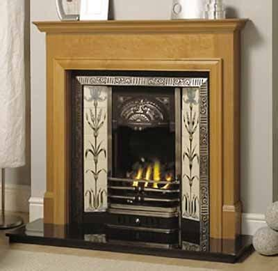 Gas Fireplace Inserts Uk by The Aston Cast Iron Edwardian Fireplace Insert From