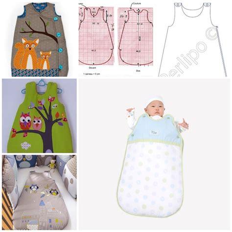 wonderful diy baby sleeping bag with free template