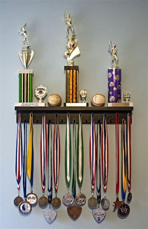 Medal Racks by Premier 2ft Award Medal Holder Display Rack And Trophy Shelf