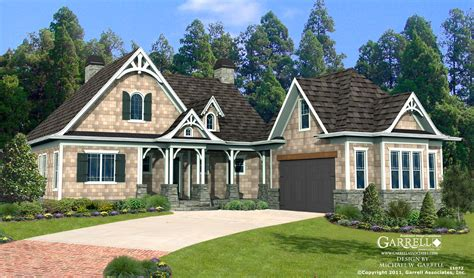 cottage house plan country farmhouse southern