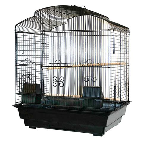 kahua kabin dometop small bird cage parakeet bird cages