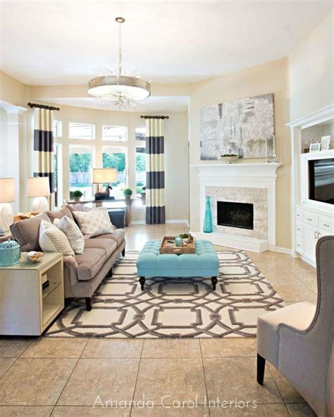 amanda the living room using grey everyday seattle staging company seattle staging company