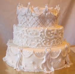 Wedding Cake Drapes Weddingcakes Www