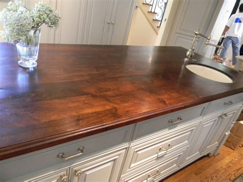 Walnut Island Counter Tops Traditional Kitchen | walnut island counter tops traditional kitchen