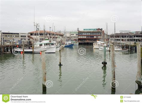 boat slip rental san francisco docked boats in san francisco editorial stock photo