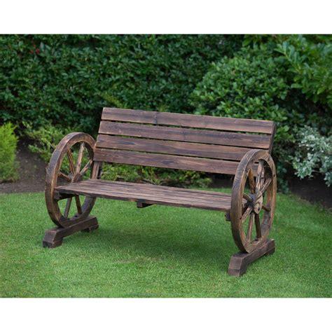 wagon bench b m