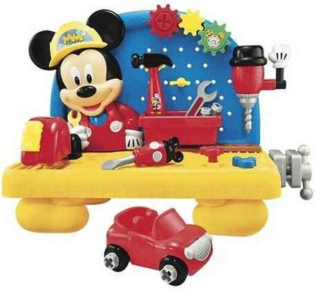 mickey mouse clubhouse work bench mickey mouse clubhouse handy helper workbench only 17