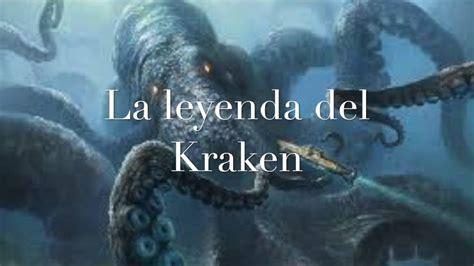 calamares gigantes del mito y la leyenda a la realidad la leyenda del kraken youtube