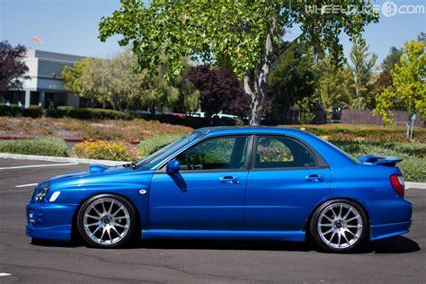 2002 subaru impreza tire size subaru impreza custom wheels rota pwr 18x9 5 et tire