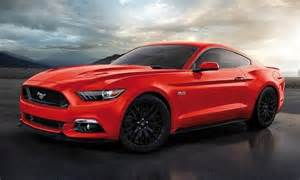 ford mustang was world s best selling sports coupe in 2015