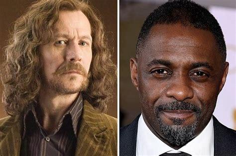 big character actors if quot harry potter quot characters were cast as all black actors
