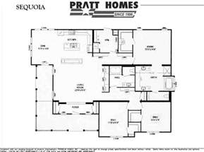 sequoia floor plan pratt homes