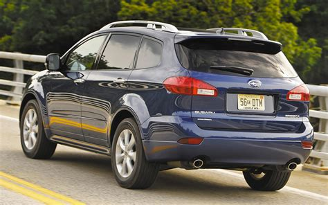2012 Subaru Tribeca Photo Gallery Motor Trend