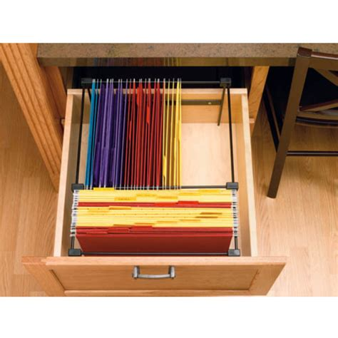 rev  shelf file drawer system file system insert