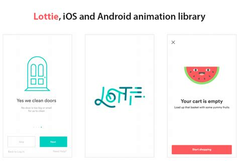 android resize layout with animation lottie convert after effects animations to ios and