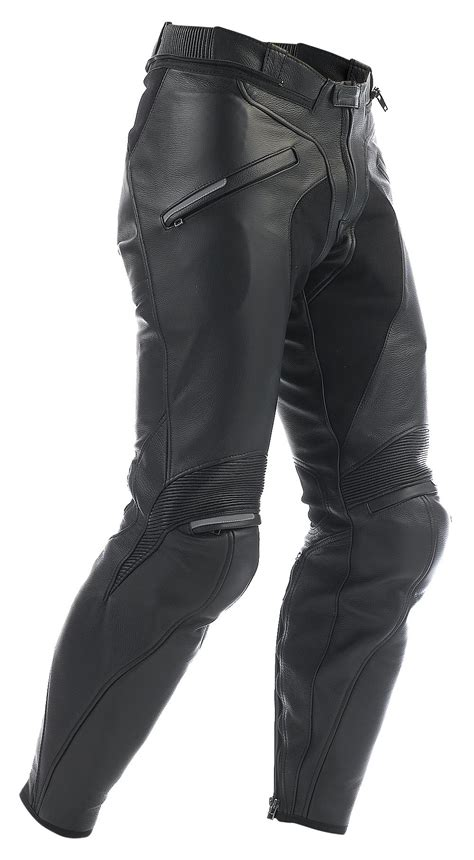 biker pants dainese alien leather pants revzilla